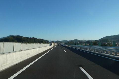 ワイ車初心者、高速道路の楽しさに気づく
