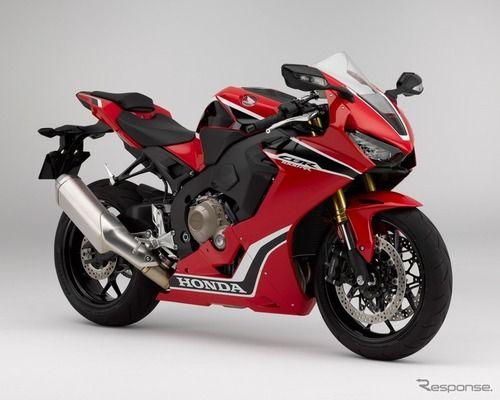 【バイク】ホンダ、大型スーパースポーツ「CBR1000RR」をフルモデルチェンジ…軽量化とマス集中化で戦闘力アップ