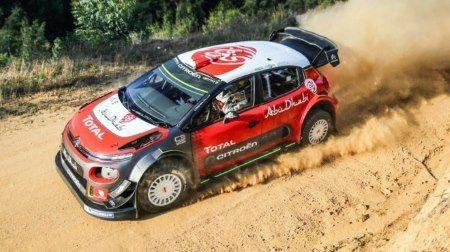 WRC:セバスチャン・ローブ、2018年にシトロエンから1、2戦ほどスポット参戦の可能性