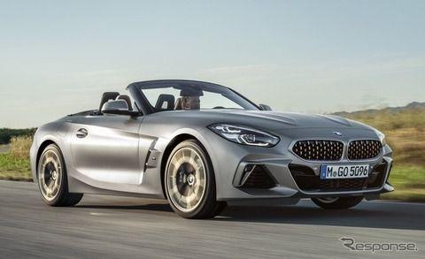 BMW、新型「Z4」を酷いデザインのまま発売 566万円~ トヨタと共同開発なんてするから・・・