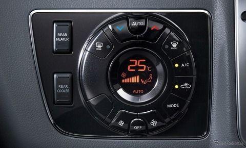 自動車のエアコンの温度設定は25度にするのが正解?