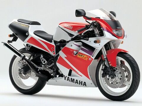 TZR250、r1-z持ってるバイク乗り居ない?