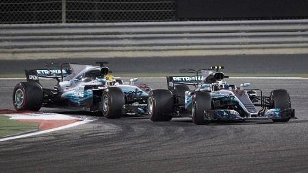 メルセデスF1、マシンの問題点が明らかに「タイヤのオーバーヒート」「タービュランスの影響大」