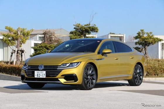 日本が誇るトヨタとドイツが誇るフォルクスワーゲンの高級車を比べた結果www