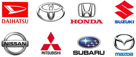日本の自動車メーカーの成り立ち方個性的過ぎて草wwwwwwww