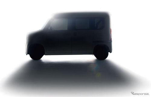 ホンダ「N-VAN」先行公開! フルフラットで車中泊が捗る
