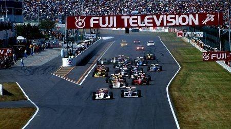 本日19時から「鈴鹿F1日本GP30回記念特別番組」がBSフジで放送、10月4日には完全版(CS)の放送も
