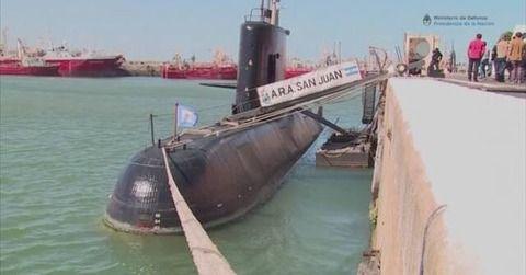 【衝撃】1年前に44人を乗せて消息を絶った潜水艦が海底で発見される・・・