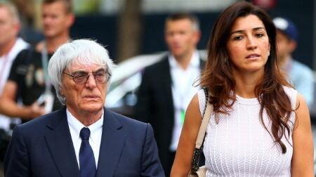 元F1最高責任者バーニー(89)と妻ファビアナさん(44)の間に元気な男の子が生まれた模様