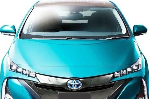 トヨタ 新型「プリウス」12月にも発売 不評の外観デザインテコ入れ