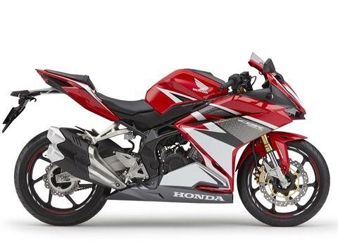新型の軽二輪スーパースポーツモデル「CBR250RR」を発売