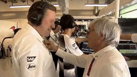 元F1最高責任者「いろんなことがうまくいかなかったのはホンダのせいではなくマクラーレンのせい」