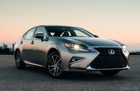 レクサス、2月の米国販売20.6%減、乗用車は4割減