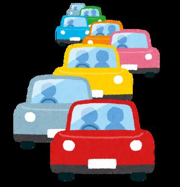 田舎道で渋滞が起こる原因って殆どがジジババだよな