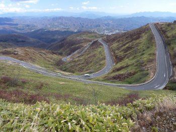 志賀高原は気温5度&濃霧…ツーリング中、ツーリング後の報告スレ