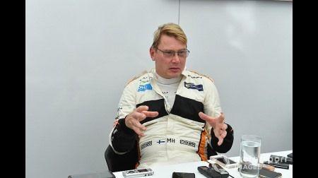元F1王者ハッキネンのレーシングドライバーとしての姿がまた見られる可能性