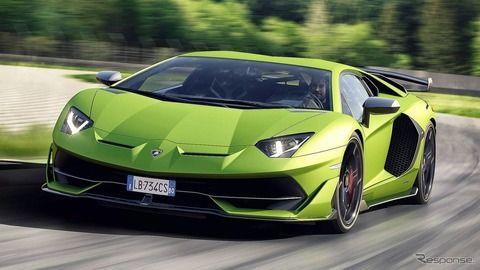 ランボルギーニ、売上高が40%増と伸びて過去最高に 2018年通期決算