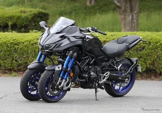 こんな変態過ぎるバイクなんて需要あんの???