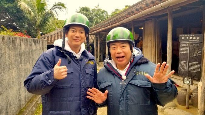 唐沢寿明、出川哲朗の充電バイク旅に初参戦「好きなんで出てみたい」