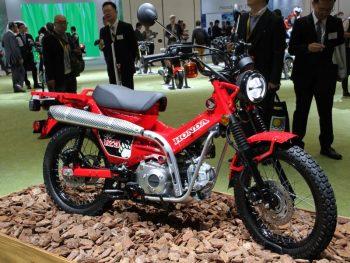 今度発売予定のホンダ、ハンターカブ125、CRF250と価格では良い勝負するんですよねぇ バイクの質問に全力で答えるスレ