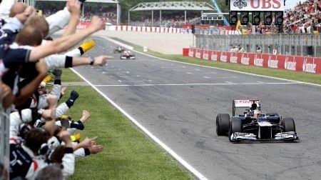予算制限をしないとフェラーリ、メルセデス、レッドブル以外はF1で勝てないとウィリアムズ
