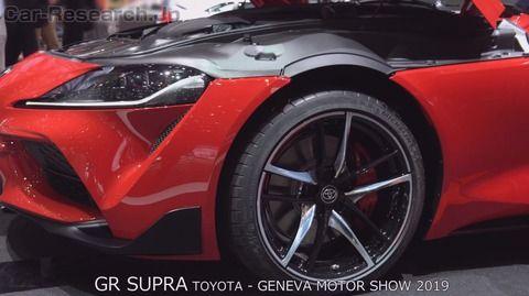 トヨタ新型スープラ直6エンジン搭載モデルの受注が好調