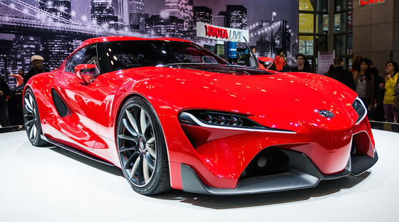 BMWのOEMとなるトヨタ新型スープラ、2018年3月にジュネーブで一般公開へ