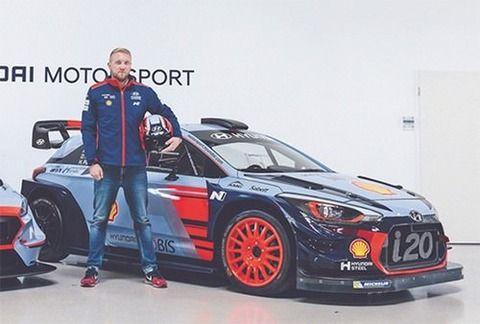 現代車の10億ウォンのレーシングカー…各国チームからラブコール