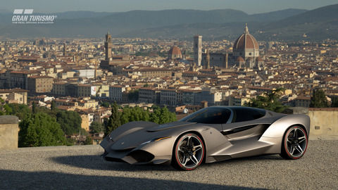 グランツーリスモが大型アップデート、三月までに新車50台の追加を発表