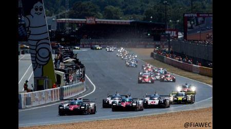 第85回ル・マン24時間耐久レース:波乱のレースをポルシェ#2が制す、トヨタ#8がクラス2位