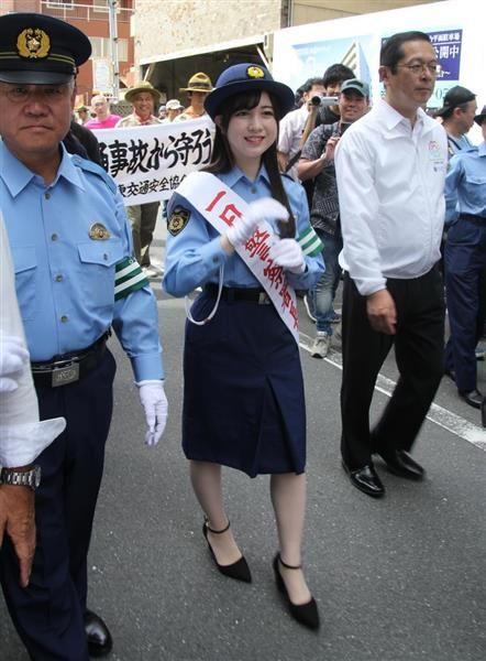 【悲報】AKB48 永野芹佳(17) 「最近は飲酒運転やひき逃げが多い」