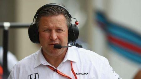 マクラーレンのザク「ホンダF1には努力やリソースはあるがF1での経験が最も欠けていた」