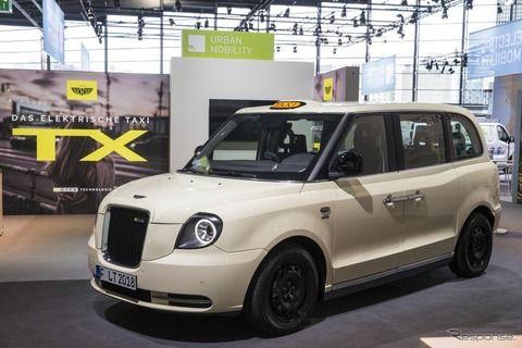 次世代電動ロンドンタクシー、欧州全域に投入へ…航続640km以上