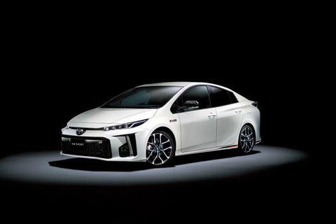 トヨタ、スポーツカー専門の新ブランド「GR」発表。セダンからミニバンまでスポーツ仕様に、最低価格208万円から