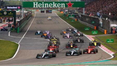 もしかして:F1中国GPの開催も危うい?