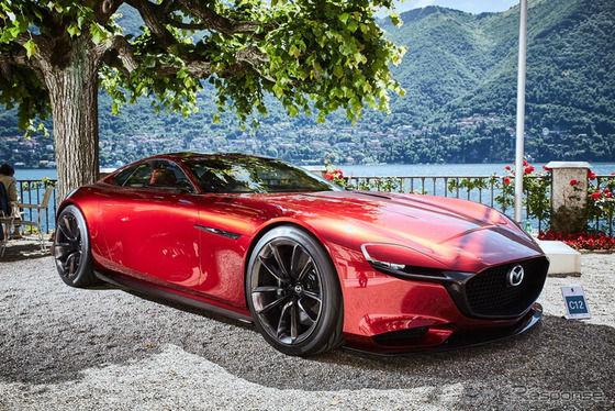 【朗報】マツダの新型車RX-9、エグい格好良さwwwwww