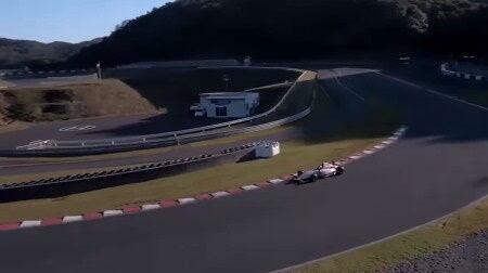 元F1ドライバー野田英樹氏の娘JujuさんがデンマークF4テストでトップタイムだった模様