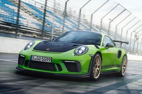 ポルシェ、2692万円の新型「911 GT3 RS」予約受注開始