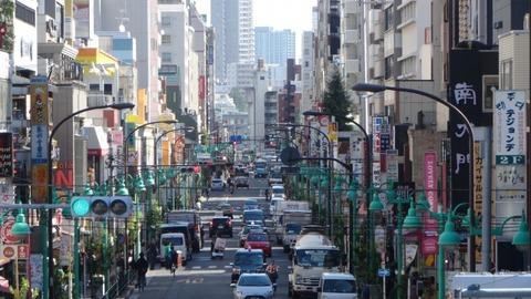 【悲報】ワイ車好き、東京に来て絶望・・・