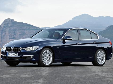 BMW-3シリーズ-セダン-ブラック