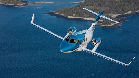 【ホンダジェット】アメリカ製の小型飛行機どうやって日本に運ぶの?