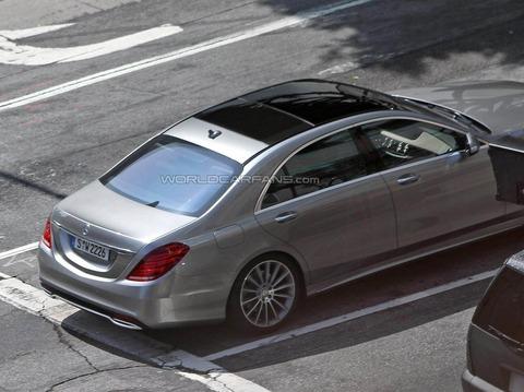 Mercedes Benz Sclass W222