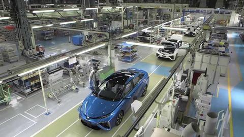 【悲報】自動車業界、もうメチャクチャ・・・
