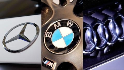 【疑問】結局アウディ、ベンツ、BMWどれがええんや???