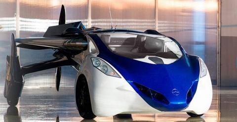 「空飛ぶ車」国内メーカーの開発 後押しへ 経産省