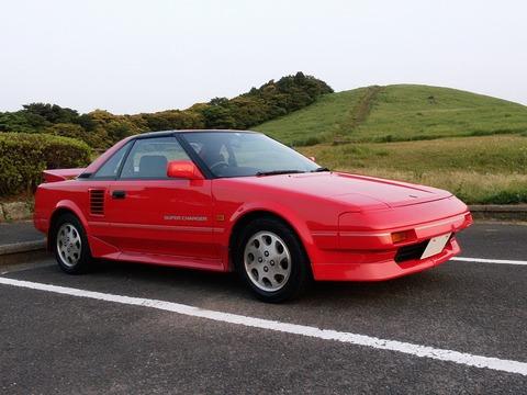 トヨタMR2という最高のスポーツカーwwwww
