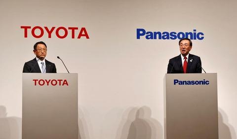 【ジャパン連合】トヨタ・パナソニック、EV電池新会社設立を正式発表
