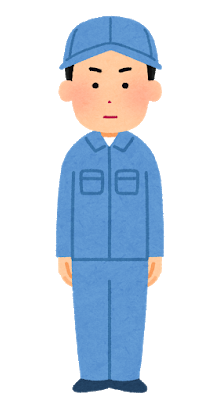 stand_sagyouin_shinken_man_cap