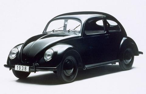 ビートルってナチスが生んだ大衆車だがデザインは未だに悪くないよなwwwwwwww