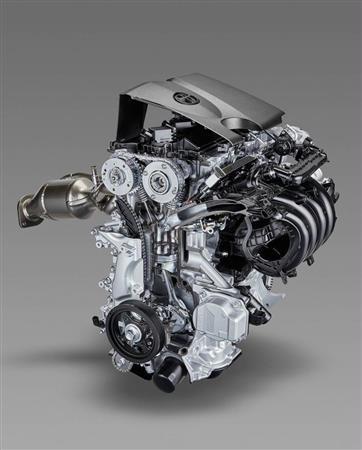 トヨタの新型エンジン、「世界トップレベルの出力と熱効率」を両立 燃費最大18%向上